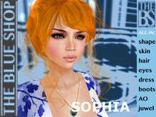 SOPHIA Complete avatar NEW!