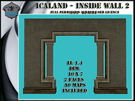 Icaland - Inside Wall 2