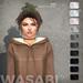 Wasabi // May Mesh Hair - B&W
