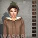 Wasabi // May Mesh Hair - Browns