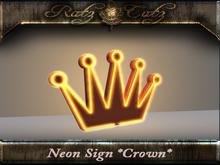 .: RatzCatz :. Neon Sign *Crown*