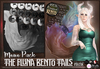 :[P]:- Fluna BENTO Tails:// Monochromes