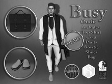 {LeDoux} Busy Male Outfit DEMO