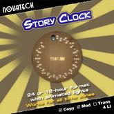 Story Clock
