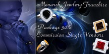 30% Franchise Monarch (Single Vendors) Caspervend