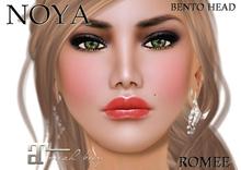 **NOYA** - ROMEE - Bento Head & Face  - incl Maitreya applier