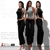 SEVEN - AYSHA mesh OUTFIT