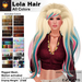 A a lola hair all colors pic