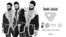 ILLI - [Signature Gianni,Belleza Jake,Physique,TMP,Classic] Suede Jacket DEMO