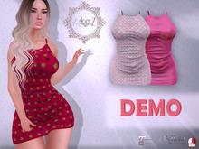 AdoreZ-Mayah Dress  DEMO
