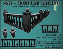 SSM - Modular Railing