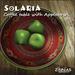 !zinnias solaria apple bowl ad