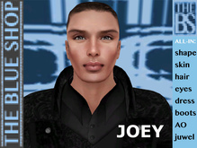 JOEY Complete TOP avatar NEW!