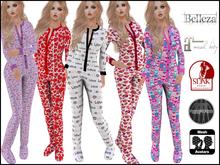 Tigerlily Designs Valentine's Onesie - (Add/Wear)
