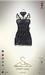 [sYs] STRAPY dress (body mesh) - black