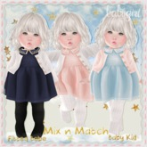 ~{Babygirl}~ Mix n Match: Cardigan - White [Boxed] [Add]