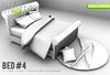 inVerse® MESH - Bed #4 MESH full permission