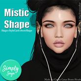 -Simply Suga- Mistic Shape #StayHome