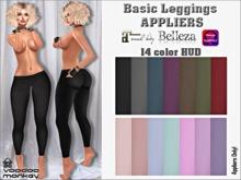 [vm] Basic Legging Appliers - Omega, Belleza, Maitreya