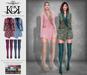 :::KC::: Susi Blazer Dress & Boots
