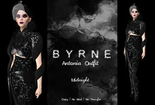 (BYRNE) Antonia Outfit-Midnight