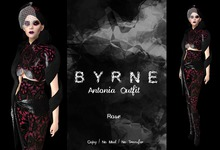 (BYRNE) Antonia Outfit- Rose
