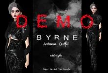 (BYRNE) Antonia Outfit DEMO
