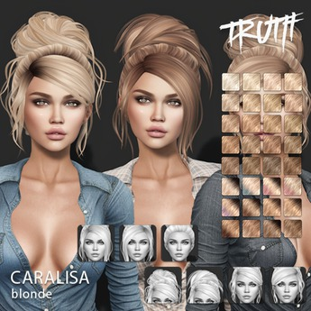TRUTH Caralisa - Blonde