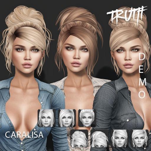 TRUTH Caralisa (Mesh Hair) - DEMO