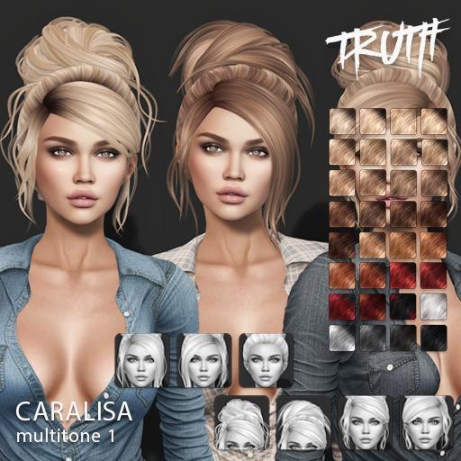TRUTH Caralisa (Mesh Hair) - Multitone 1