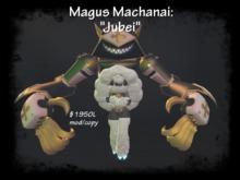 """Magus Machanai: """"Jubei"""" - Box V1"""