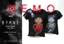 (BYRNE) SacredHeart Mens Shirt DEMO