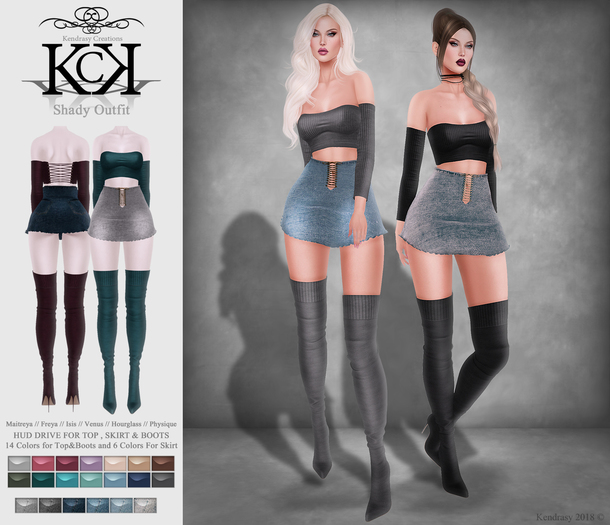 :::KC::: Shady Outfit