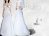 .paloa - Cassie Wedding Gown and Veil | SALE 50%