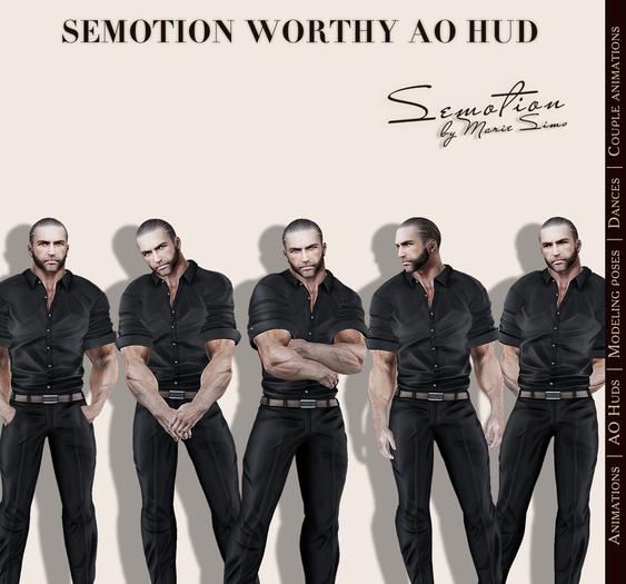 SEmotion Worthy AO HUD 3.8