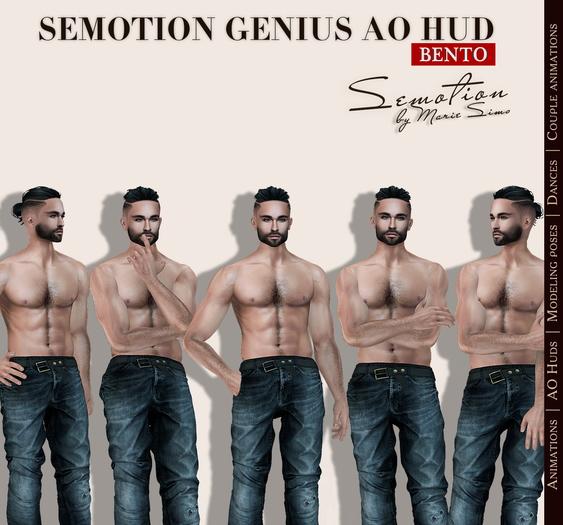 SEmotion Genius AO HUD 3.9