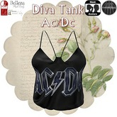 MONOMANIA - Diva Tank - AC/DC