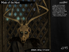 /studioDire/ Mask of the Hunt