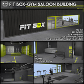 [Since1975] Fit Box / Gym Saloon Building
