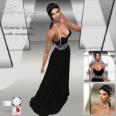 AA Designs Victoria Gown Box