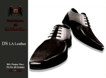 GQ DS LA Leather Dress Shoes