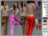 bag Pant Secobia WC/H *Arcane Spellcaster* Ak-Creations