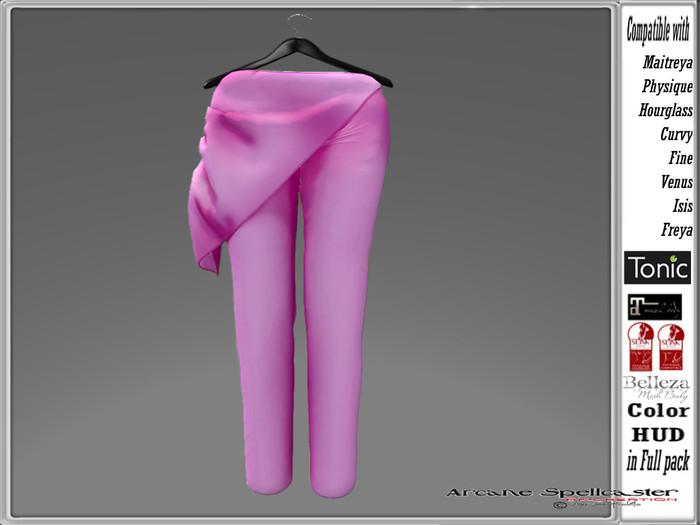 bag Pant Secobia Violet *Arcane Spellcaster* Ak-Creations