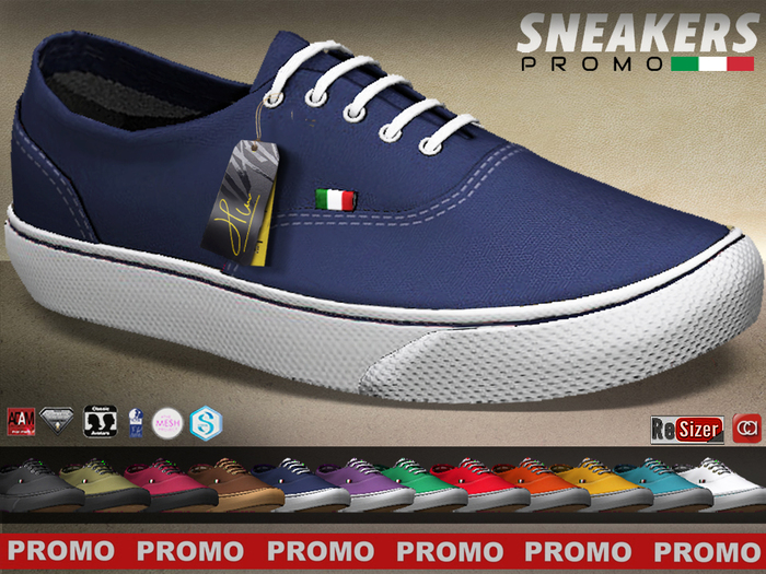 CA PROMO SAVE 75% AESTHETIC SLINK SIGNATURE TMP SNEAKERS FAT PACK