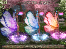 ❃Fantasy Forest Collection: Butterfly Lamp
