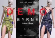 (BYRNE) Jetson Dress DEMO