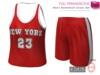 Full Perm Fitmesh Men's Basketball Jersey Set For OCACIN MADO And EDUS (IDEAL) BODY