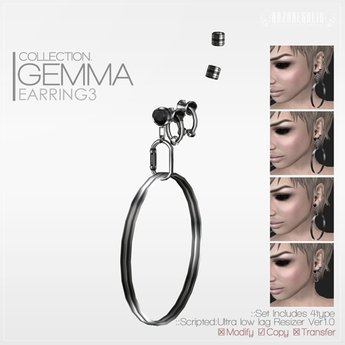 +ROZOREGALIA+*Gemma*EARRING3