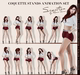 SEmotion Coquette Set  - 10 high quality standing animations