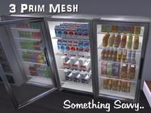 SWIM FEET - 3D Milk and Juice Fridges
